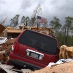 Franklin County Tornado Victims Lucky to be Alive