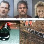 UPDATE: Stolen Metal Brake Found, 3 Wanted for Questioning