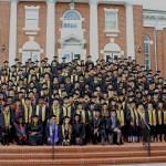 Ferrum College Graduates 211 During the 103rd Commencement