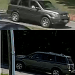 UPDATE: Investigators Release Pics of Suspect Vehicle in Armed Robbery