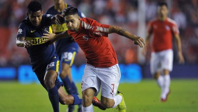 Photo of Independiente se burló de Boca por la Copa Libertadores con los clásicos afiches
