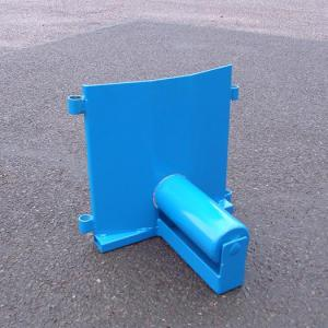 skid type corner cable roller