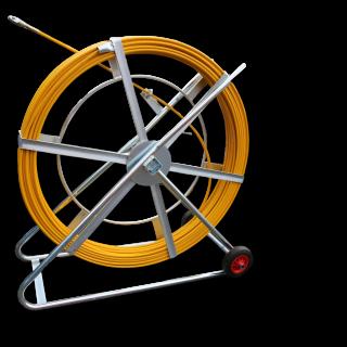 cobra rod conduit snake duct rod