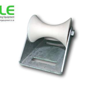 straight line cable roller plastic diablo
