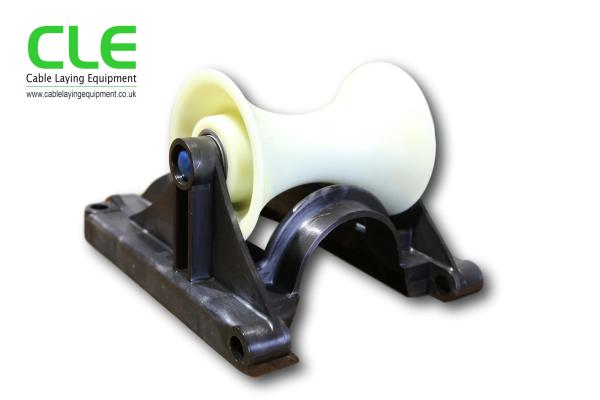 plastic cable roller