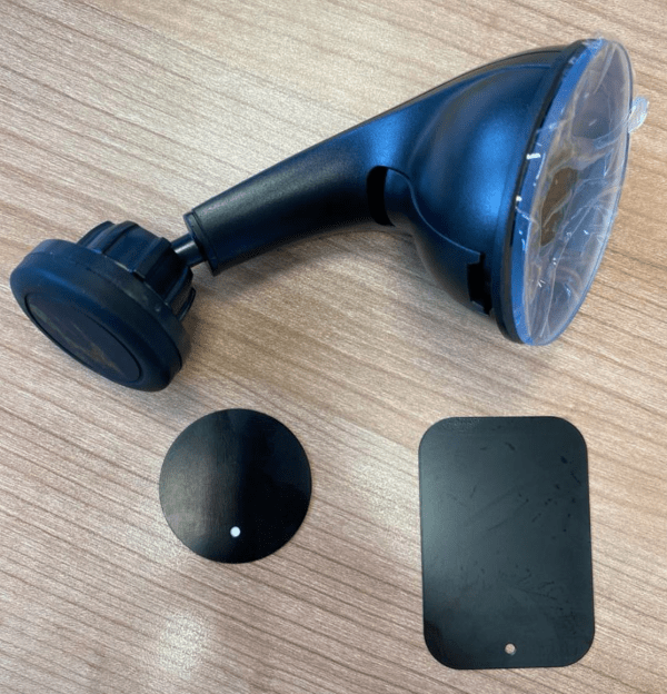 Magnetic Windscreen Suction Mount