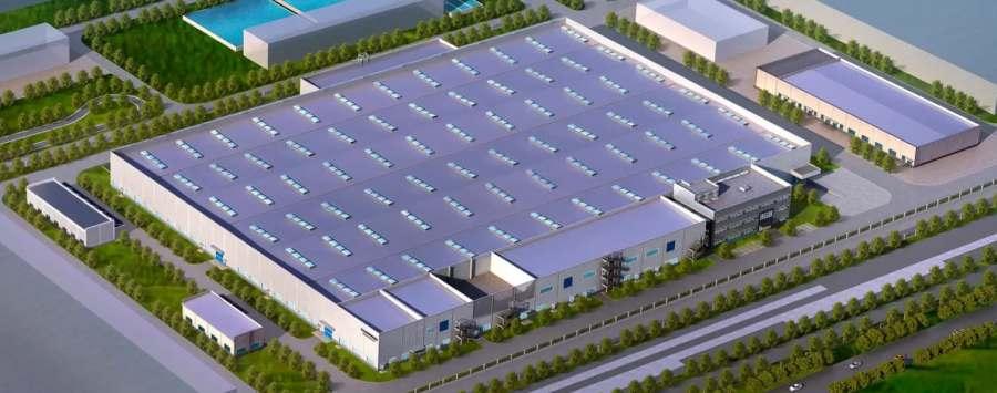 vw battery factory plans
