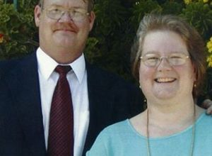 Don & Susan Holmes,