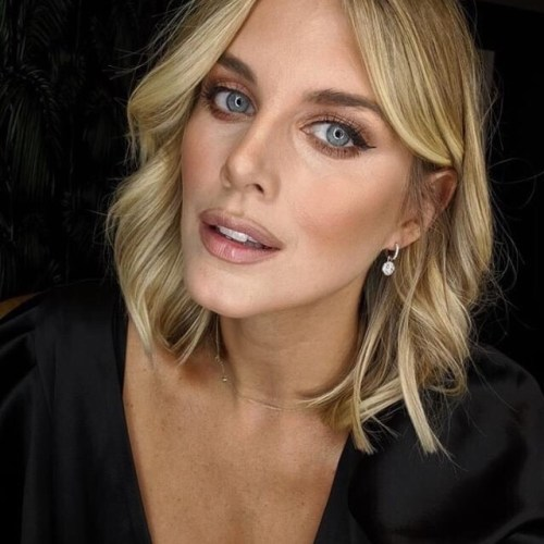 Honoured & proud to see our Markle earrings on Ashley James