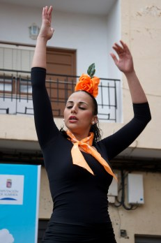 A student of the Municipal School of Dance