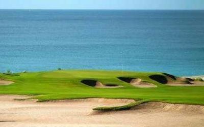 Cabo Luxury Golf Escape, Puerto Los Cabos golf course in Los Cabos