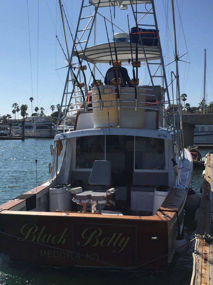 black betty sport fishing los cabos