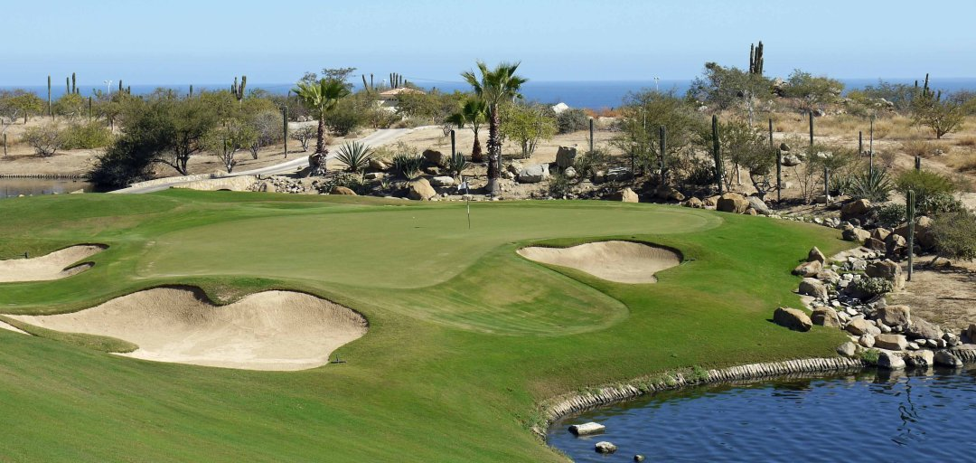 Cabo del Sol Desert Cours in Cabo San Lucas Tom Weiskopf design