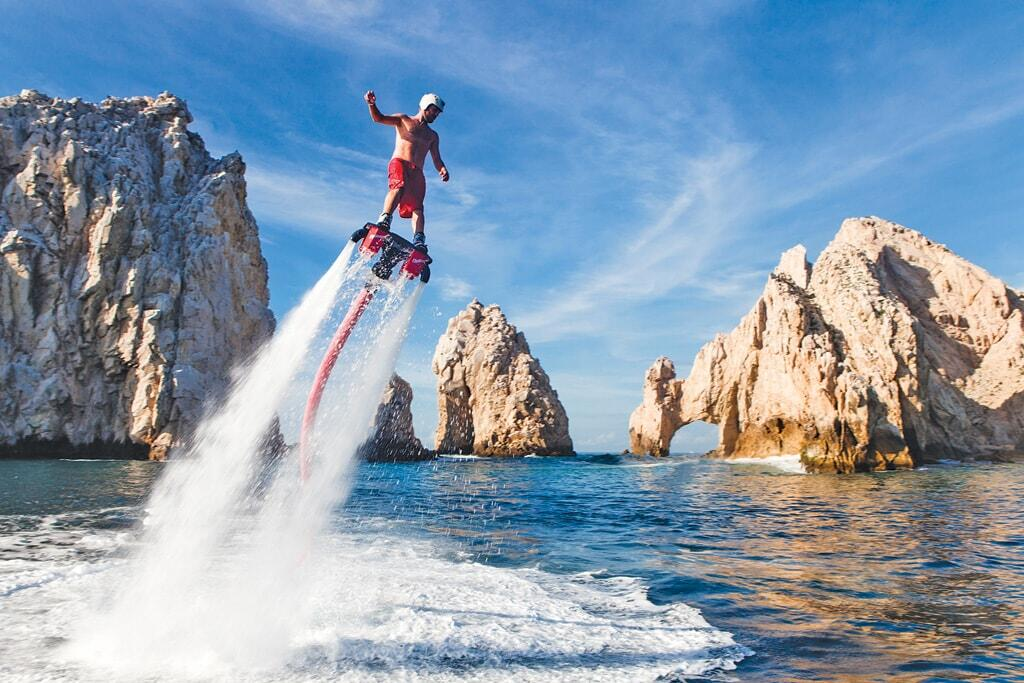 Cabo Flyboard cabo adventures cabos best beach activities