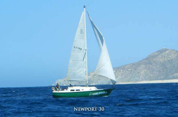 cabo sailing 30 ft Chica great for snorkelling, day sailin or cabo sunset sailing tours, located in cabo san lucas