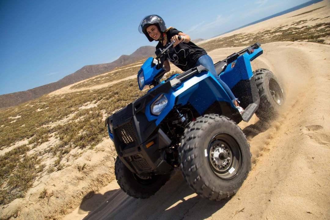 Automatic ATV Tours Migriño sand Dunes