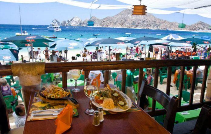 Mango Deck in Cabo San Lucas