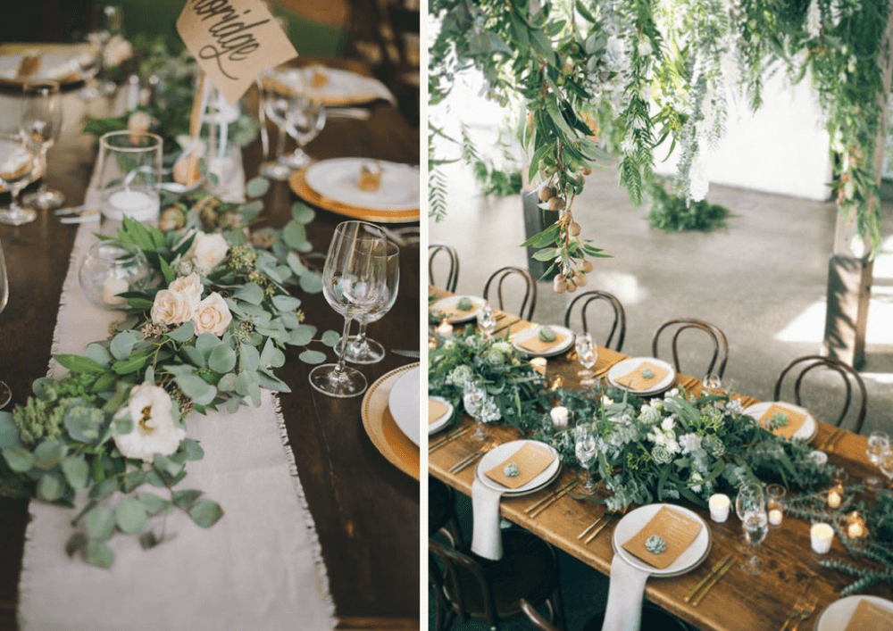 1000 greenery ideas for your destination wedding in los cabos for Wedding greenery ideas