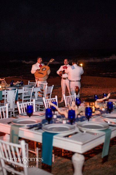 Birthday Party in Cabo San Lucas
