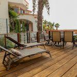 casa gran fiesta in Pedregal Los Cabos sun deck