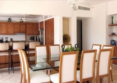 villa del toro rojo pedregal cabo san lucas luxury villa rentals in los cabos dining area