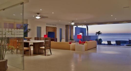 casa mateo in los cabos luxury vacation rentals living area