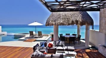 casa mateo in los cabos luxury vacation rentals pool area