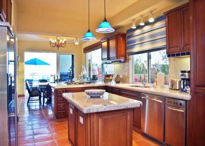 Kitchen Casa Stamm in Cabo del Sol, Cabo San Lucas Luxury Villa Rentals