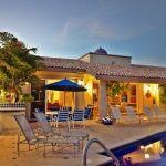 Pool Deck Casa Stamm in Cabo del Sol, Cabo San Lucas Luxury Villa Rentals