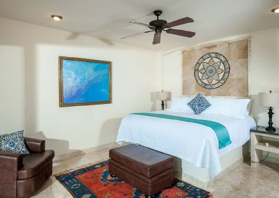casa theodore in Pedregal los cabos luxury vacation villas cabo san lucas suite