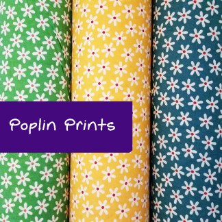 Cotton Poplin Prints
