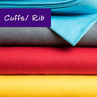 Cuffs/ Ribbing
