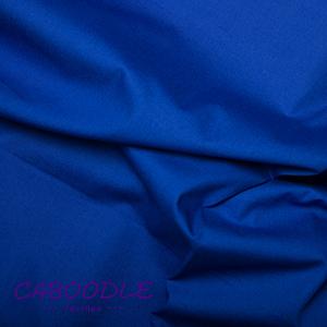Royal Blue 100% Cotton Poplin Fabric
