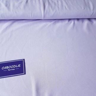 Lilac Purple, Cotton Lycra Jersey Knit Fabric