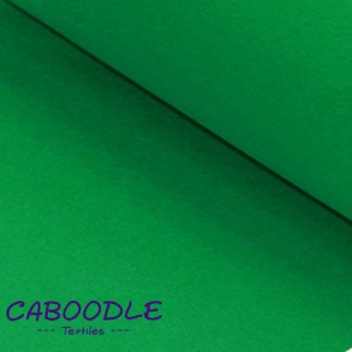 Green Ribbing Stretch fabric for cuffs and waistbands