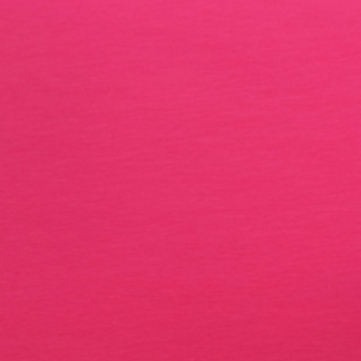 Bold Fuschia Pink, Cotton Lycra Jersey Knit Fabric