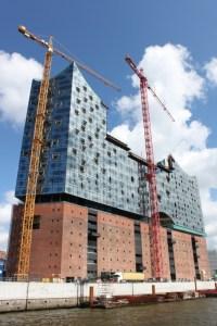 Das Wahrzeichen der HafenCity: Die Elbphilharmonie