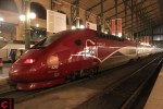 Thalys 4345 in Paris-Nord