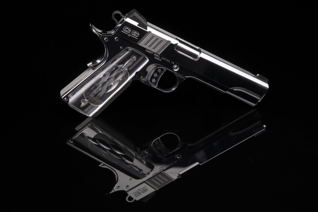 The Crystal Gun - Cabot Guns