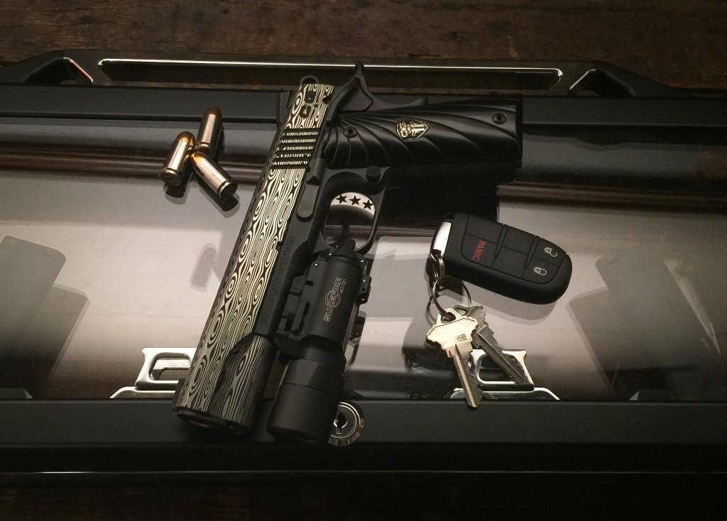 The Ultimate Bedside 1911 - Cabot Guns
