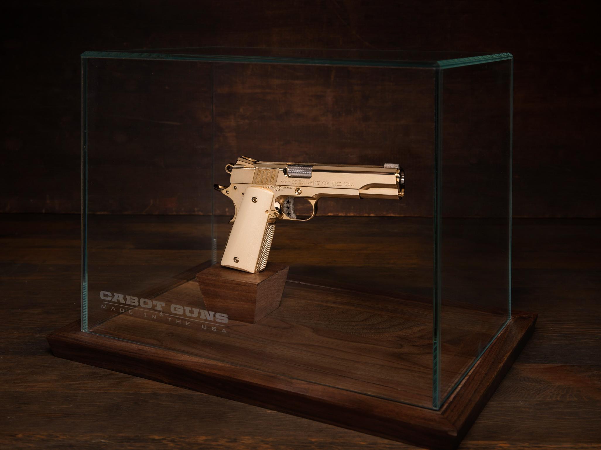 Trump 45 Pistol