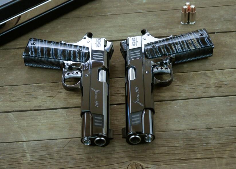 Custom 1911 Handguns