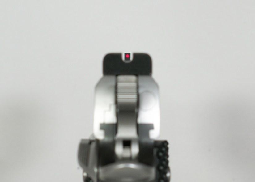 Red Fiber Optic Front & ACW Ledge Rear