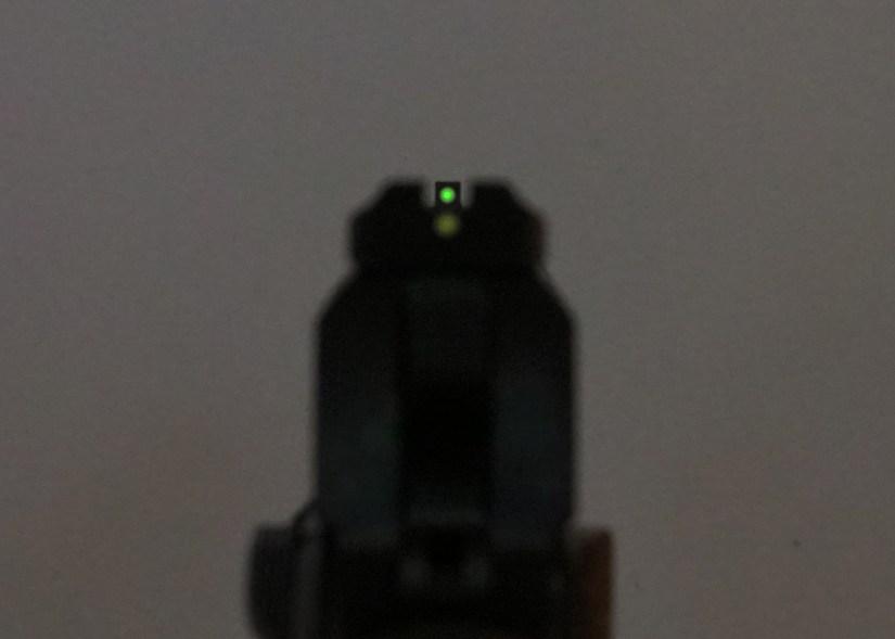 Tritium Front & Warren U Tritium Rear Night