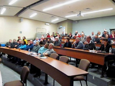 Second Cabox Global Geopark Public Meeting