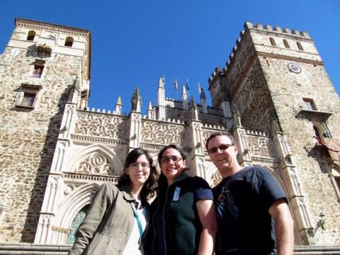 A Spring Tour of IAT Spain and Geoparque Villuercas Ibores Jara
