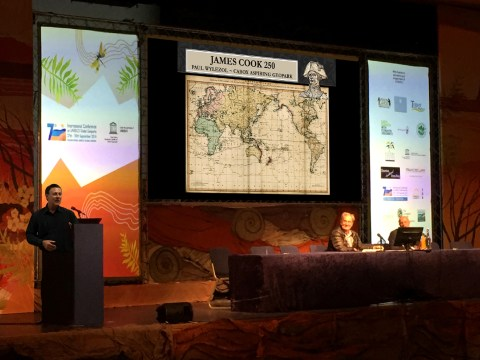7th International UNESCO Geoparks Conference