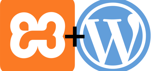 XAMPP y WordPress en Windows