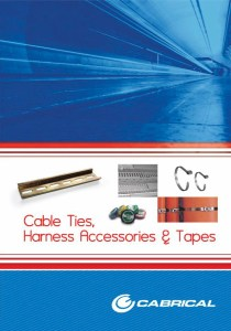 Cable Ties, Accessories, Tapes Catalogue.