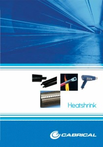Cabrical Heatshrink Catalogue.